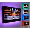 Banda LED 5 metri, cu telecomanda si joc de lumini multicolore