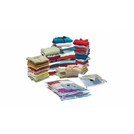 Set 6 saci pentru vidat haine diferite marimi
