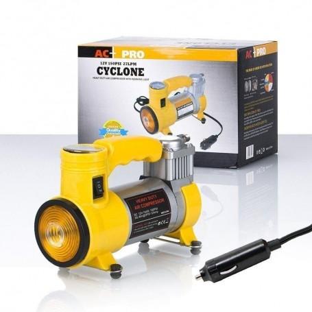 Compresor auto profesional Cyclone,12 V, 35 l pe minut