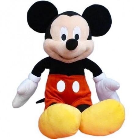 Pachet: Noile plusuri Mickey Mouse + Minnie Mouse deosebit de pufoase la atingere, 40 cm